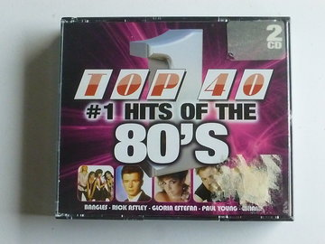Top 40  - #1 Hits of the 80's (2 CD)