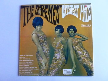 The Supremes - Greatest Hits (LP)