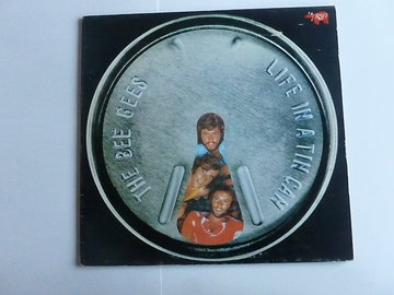 The Bee Gees - Life in a tin can (LP)