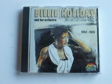 Billie Holiday - 1952 - 1955 (giants of jazz)