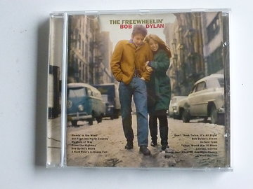 Bob Dylan - The Freewheelin' Bob Dylan (geremastered)