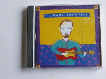 Richard Thompson - Rumor and Sigh