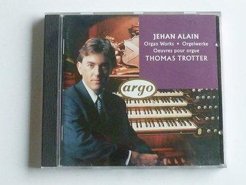 Alain - Organ Works / Thomas Trotter