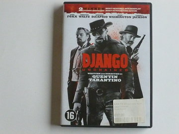 Django  Uncained / Quentin Tarantino (DVD)