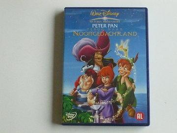 Walt Disney - Peter Pan terug naar Nooitgedachtland (DVD)