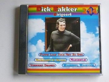 Dick Bakker Dirigeert