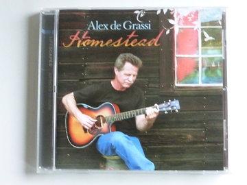 Alex de Grassi - Homestead