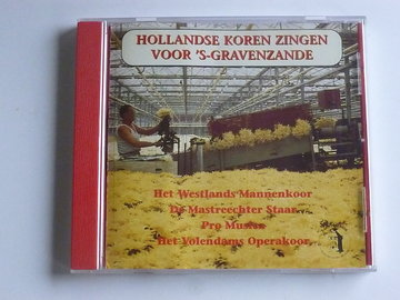 Hollandse Koren Zingen voor 's Gravenzande