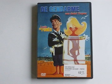 Louis de Funes - De Gendarme van Saint Tropez (DVD)
