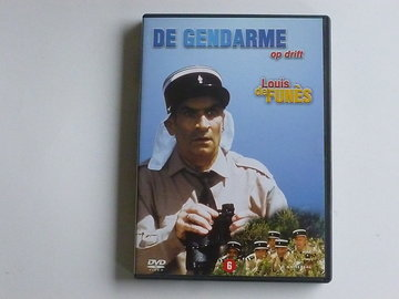 Louis de Funes - De Gendarme op drift (DVD)