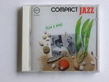 Ella Fitzgerald and Duke Ellington - Compact Jazz
