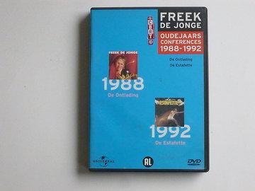 Freek de Jonge - Oudejaars Conferences 1988-1992 (DVD)