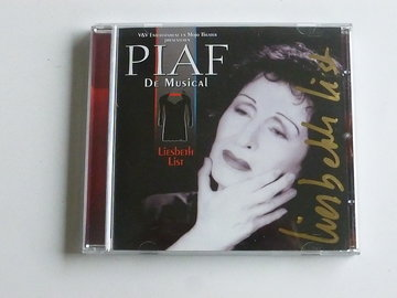 Piaf - De Musical / Liesbeth List (gesigneerd)