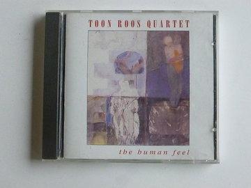 Toon Roos Quartet - The human feel
