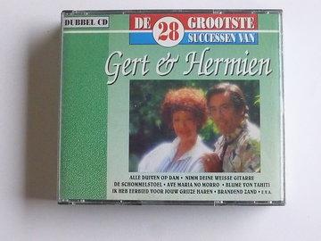 Gert & Hermien - De 28 Grootste Successen van (2 CD)