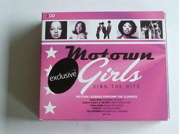Motown Girls sing the Hits (3 CD)