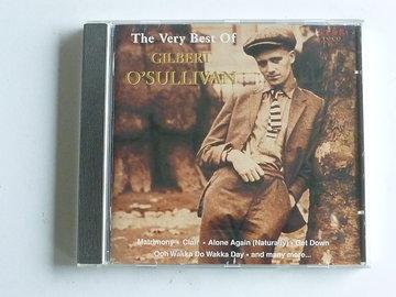 Gilbert O'Sullivan - The very best of