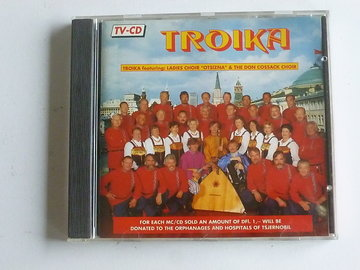 Troika - Don Cossack Choir & Ladies Choir Otsizna