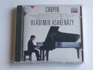 Chopin - Piano Works vol. VIII Vladimir Ashkenazy