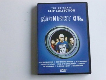 Midnight Oil - The ultimate  clip collection (DVD)