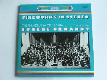 Eugene Ormandy - Fireworks in Stereo (2 LP)