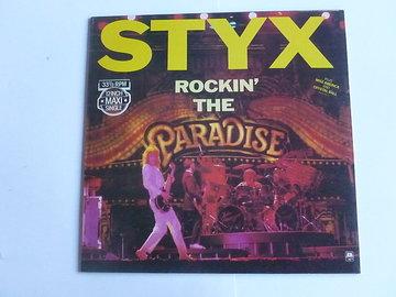 Styx - Rockin the Paradise (Maxi Single)