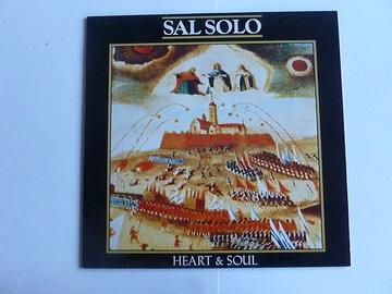 Sal Solo - Heart & Soul (LP)