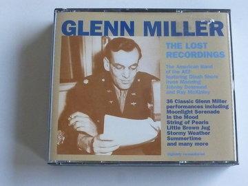 Glenn Miller - The lost recordings (2 CD)