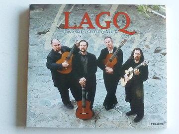 Los Angeles Guitar Quartet - LAGO Latin