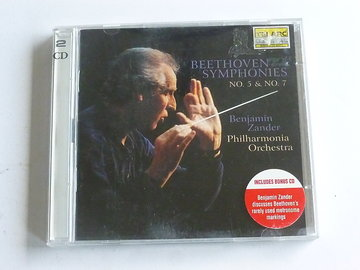 Beethoven - Symphony 5, 7 / Benjamin Zander (2 CD)