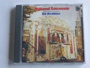 Holland Souvenir Draaiorgel De Arabier