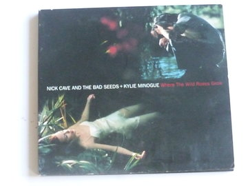 Nick Cave + Kylie Minogue - Where the wild roses grow (CD Single)