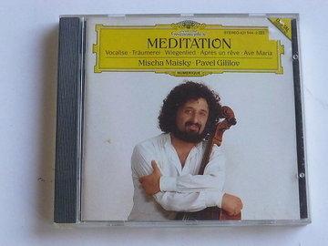 Mischa Maisky, Pavek Gililov - Meditation