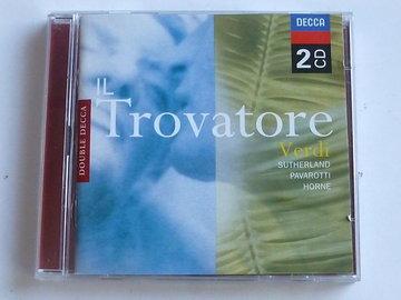 Verdi - Il Trovatore / Pavarotti, R. Bonynge (2 CD)