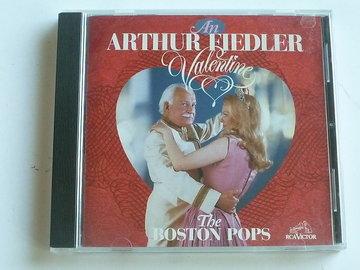 An Arthur Fiedler Valentine - The Boston Pops