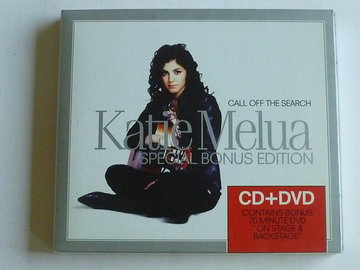 Katie Melua - Call off the Search / Special Bonus Edition (CD + DVD)