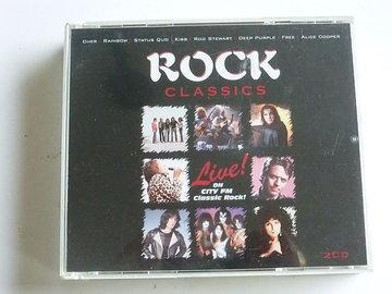 Rock Classics Live! (2 CD)