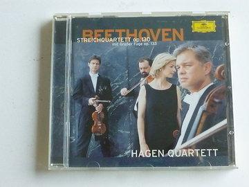 Beethoven - Streichquartett / Hagen Quartett