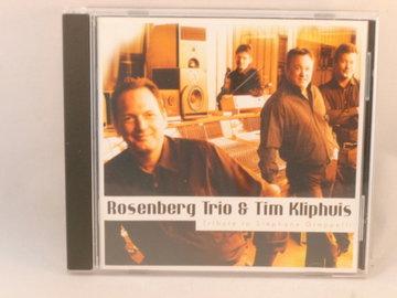 Rosenberg Trio & Tim Kliphuis - Tribute to Stephane Grappelli