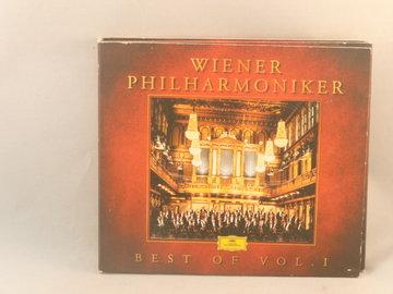 Wiener Philharmoniker - Best of vol.1 (2 CD)