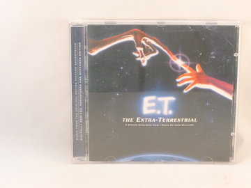 E.T. - The Extra Terrestrial / John Williams (geremastered)
