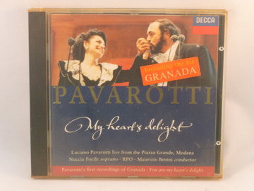 Pavarotti - My heart's delight