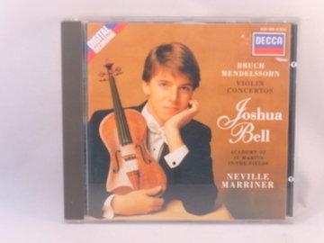Bruch - Violin concertos / Joshua Bell, Neville Marriner