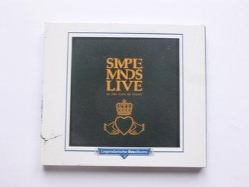Simple Minds – Live/In The City Of Light (2 CD) legendarische live albums
