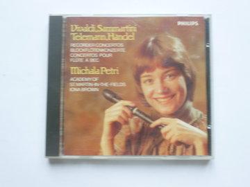 Michala Petri - Vivaldi, sammartini, telemann, handel / iona brown