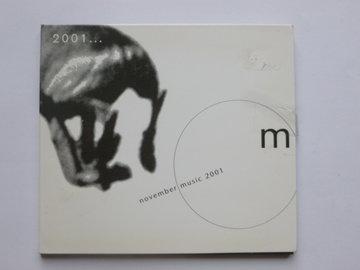 November music Festival 2001