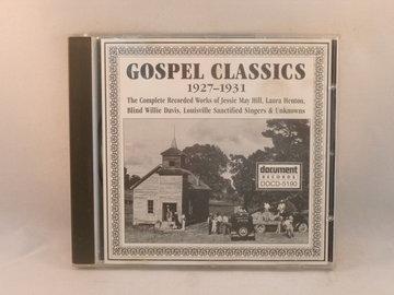 Gospel Classics - 1927 / 1931 (document records)