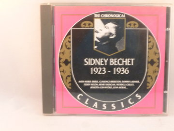 Sidney Bechet - Classics 1923-1936