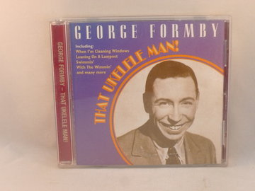 George Formby - That Ukelele Man!