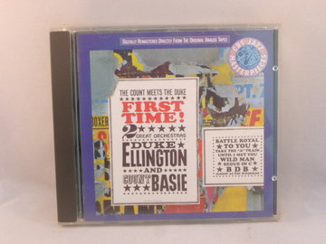 Duke Ellington - Count Basie Orchestra - First time !